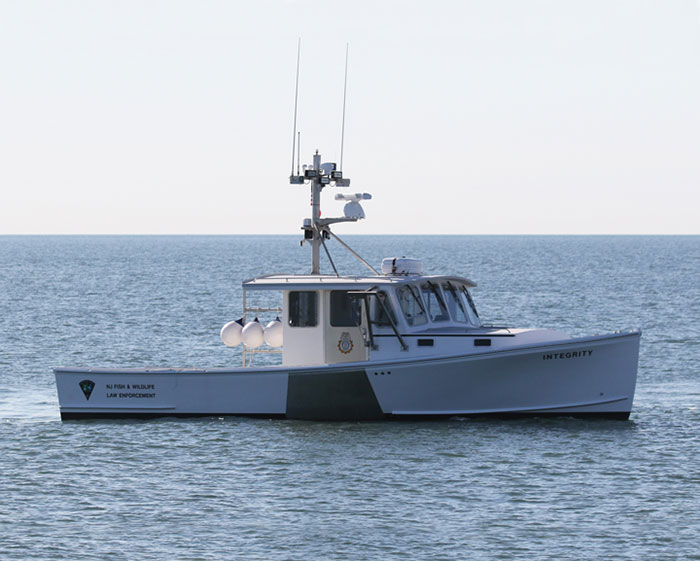 Just Launched Commercial Boats from SW Boatworks in Lamoine